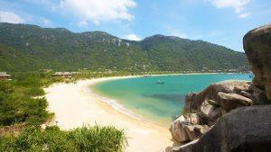 vịnh Ninh Vân- Nha Trang