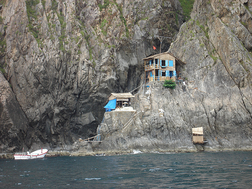 đảo yến ở Nha Trang
